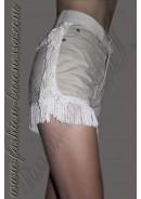 Шорты джинсовые «Twisted fringe»